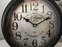 Home Decor Large Clock Red Bank, 07701