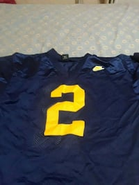 Michigan Jersey Charles Woodson Washington, 20020