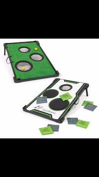Brand new EastPoint Sports 2-in-1 Chip N Score Bean Bag Toss/Golf Game