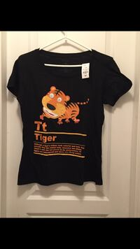 Tiger Shirt (New) Vancouver, V5R