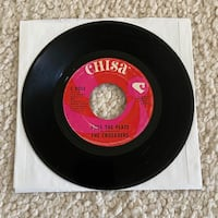 """The Crusaders """"Pass The Plate/Greasy Spoon"""" vinyl 7"""" single 70s Funk"""