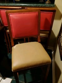 4 Bar Stools in Excellent condition Savannah, 31405