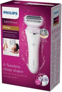 Philip's lady shaver