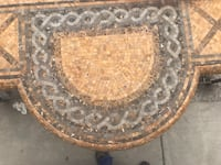 Stunning Mosaic Stone Dining Set Excellent Condition Greeley, 80631