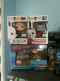 funko POP and Dorbz star wars Woodbridge, 22193