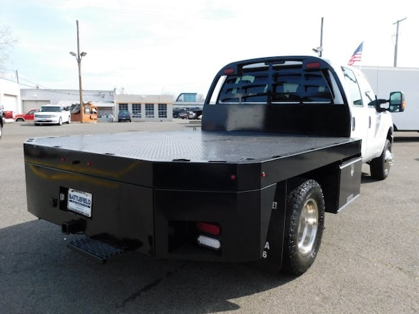 Ford Super Duty F-350 DRW 2015 4