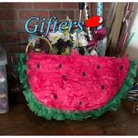 red and green floral basket Richmond, 94801