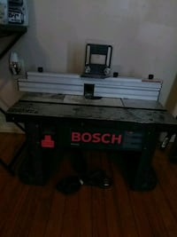 gray and black Bosch table saw Baton Rouge, 70808