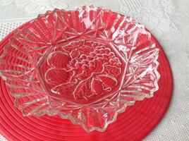 FRUIT CLEAR DISH GRATE CONDITIONS