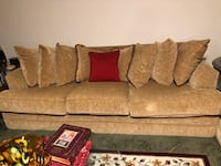 Sofa & Love Seat, non smoking environment, Moving Hampton, 23666