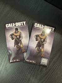 Call of duty LEGO figures  South River, 08882