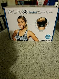 Airline 88 headset wireless system good for someone that have a band C