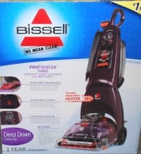 2. ) pro heat carpet cleaner  3154 km