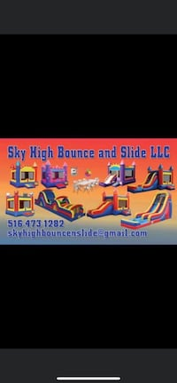 Bounce house and inflatables rental New York