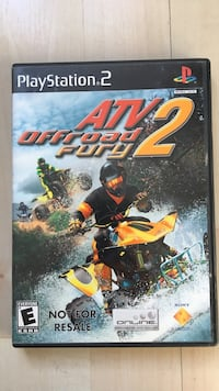 ATV Offroad Fury 2 - Game for PS2 Montréal