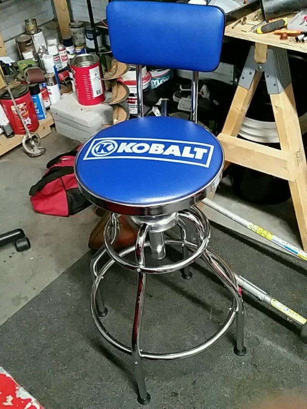 Sold Kobalt Bar Stool In