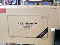 "TCL 50S425-CA 4K Ultra HD Smart LED TV 50"" Toronto"