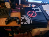 Ps4 Pro Star Wars Edition with star wars controller and DaysGone Toronto, M9V 4Y5
