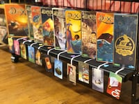 Dixit and it's many expansions Savage