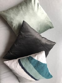 3 West Elm couch pillows Washington, 20009