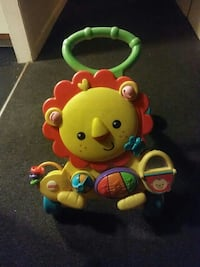 Fisher-Price learning musical lion walker New Bedford, 02740