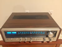 Vintage Pioneer SX-535 AM/FM Stereo Receiver Silver Spring