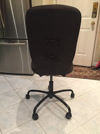 IKEA dark grey office chair Burlington, L7L 6N4
