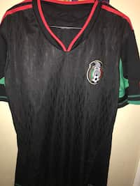 4f9d9d24a9a Used red and white Bimbo Chivas soccer jersey for sale in San Jose ...
