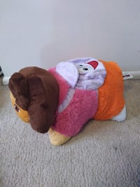Dora and Backpack Pillow Pet