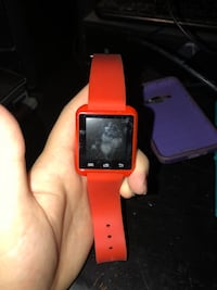 red Apple Watch with red sports band Mount Pleasant, 48858