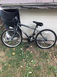 Mid-size Black Bicycle  New Tecumseth