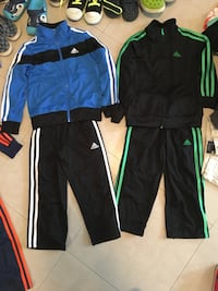 Adidas track suits 4T Smithtown