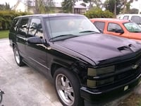 00 Chevy Tahoe Limited Edition Palm City
