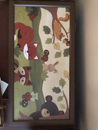 Nursery Crib Set with Painting and Mobile  Knoxville, 37924