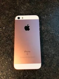 rose gold iPhone SE Vancouver, V5S