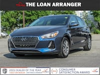 2018 hyundai elantra with 14,187km and 100% approved financing Barrie