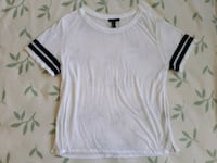 Forever21 | Sheer Football T-Shirt Mississauga, L5R