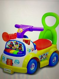 Fisher price little people music parade ride on Sterling, 20165