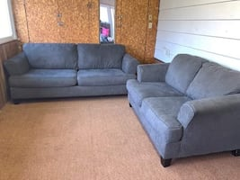 Ashley Furniture Couch Set
