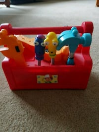 Bob the builder talking Work tools and case Melbourne, N0L 1T0