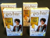 Harry Potter collectible DIECAST WAND. SeaTac, 98188