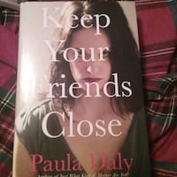Keep Your Friends Close by Paula Daly book Frostburg, 21532