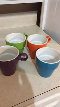 Assorted little cups for sale. Moving sale Brampton, L6P