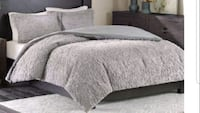 Madison Park Gray Full Size Comforter Bethesda, 20813