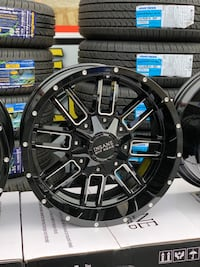 "20X10"" off road rims and mud tires on sale we finance no credit Needed  Danville, 94526"