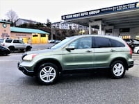 Team West Auto Group 2008 Honda CR-V 4WD EX-L Local No accident One owner clean crv exl Coquitlam