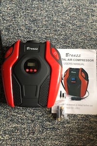 Breezz Digital Air Compressor