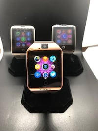 ANDROID SMART WATCH! NO SIM NEEDED! BLUTOOTH! I DELIVER TO MOST AREAS!