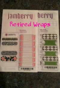 Jamberry lot - retired full sheets Frederick, 21701