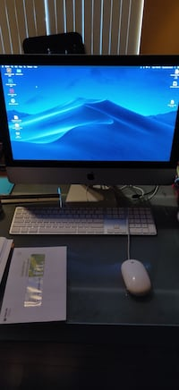 iMac Great condition! 8G 500g storage 2013 model. Includes illustrator and photoshop Phoenix, 85042